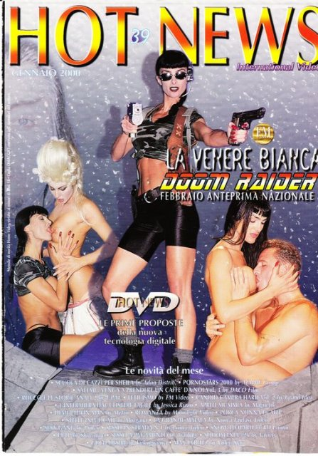 Harder - La Voce Dell'Erotismo